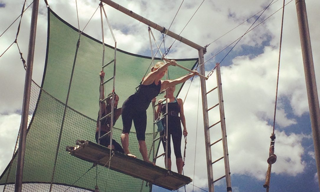 Try Something New: Flying Trapeze
