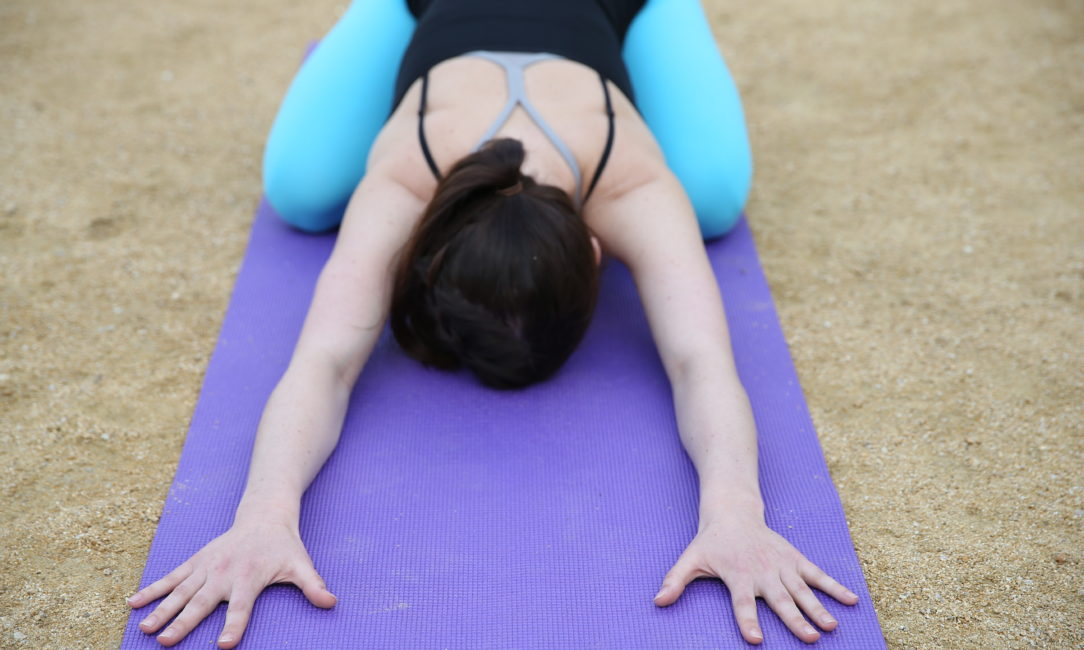 6 Yoga Poses For Better Sleep
